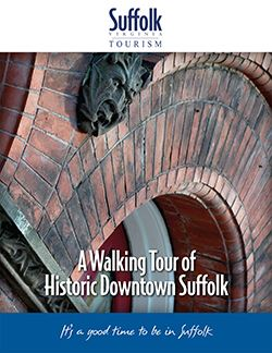 Cover of Self-Guided Walking Tour