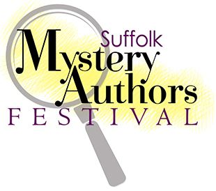 Suffolk Mystery Authors Festival Logo
