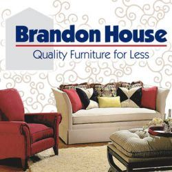 Brandon House, Quality Furniture for Less Logo