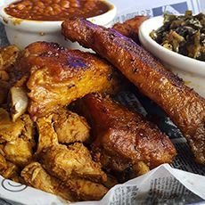 Southern Food Sample