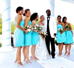Wedding Party - Epps Wedding 2012