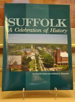 Suffolk - A Celebration of History - Book