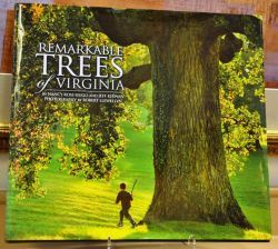 Remarkable Trees of Virginia - Book
