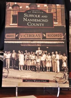 Images of Suffolk and Nansemond County - Book