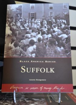 Black America Series - Suffolk - Book