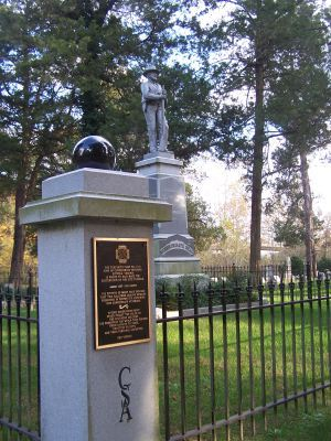 Tom Smith Confederate Monument